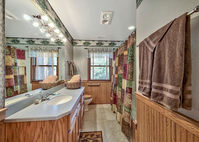 First Guest Bathroom