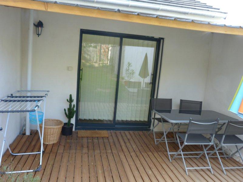 Terrace Direct access