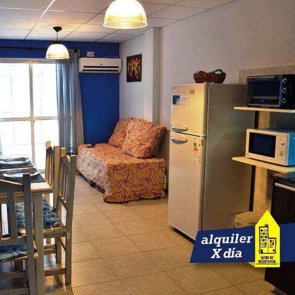 Apartamentos enteros amoblados y equipados - Altos de Resistencia, holiday rental in Resistencia