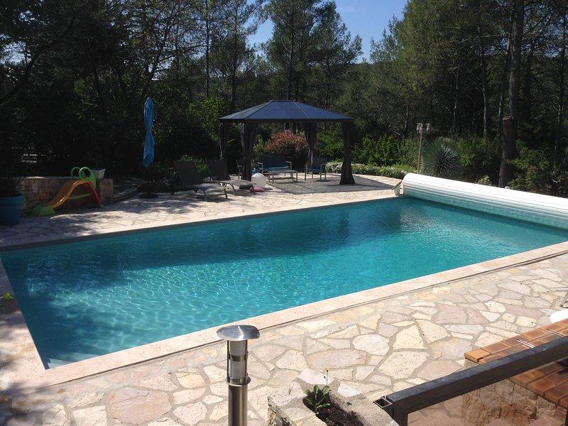 Montpellier Nord -Pinède, Cigales, Piscine..., aluguéis de temporada em Les Matelles