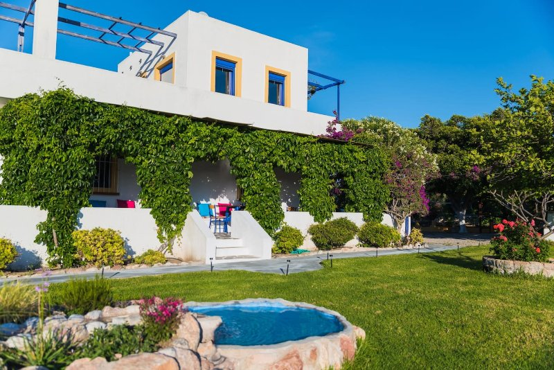 Villa Marqua, casa vacanza a Kamiros Scala