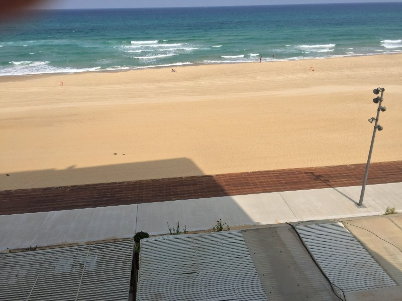 The Perfect Sea View apartment let you enjoy the facilities and benefits of livi, holiday rental in Ness Ziona