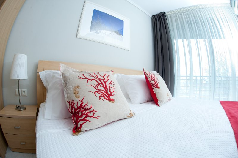 Kokino Korali - The red coral, location de vacances à Aggelochori