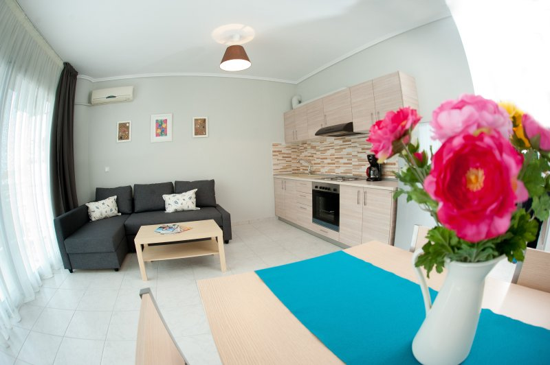 Kochili - The shell, holiday rental in Epanomi
