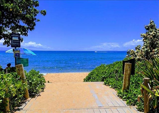Praia de Kaanapali
