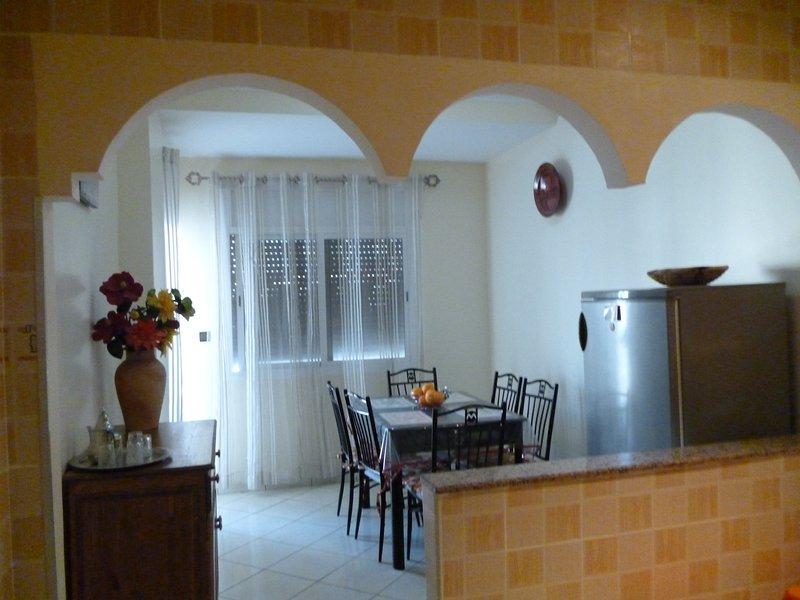 Appartement de vacances au Maroc, location de vacances à Tamraght