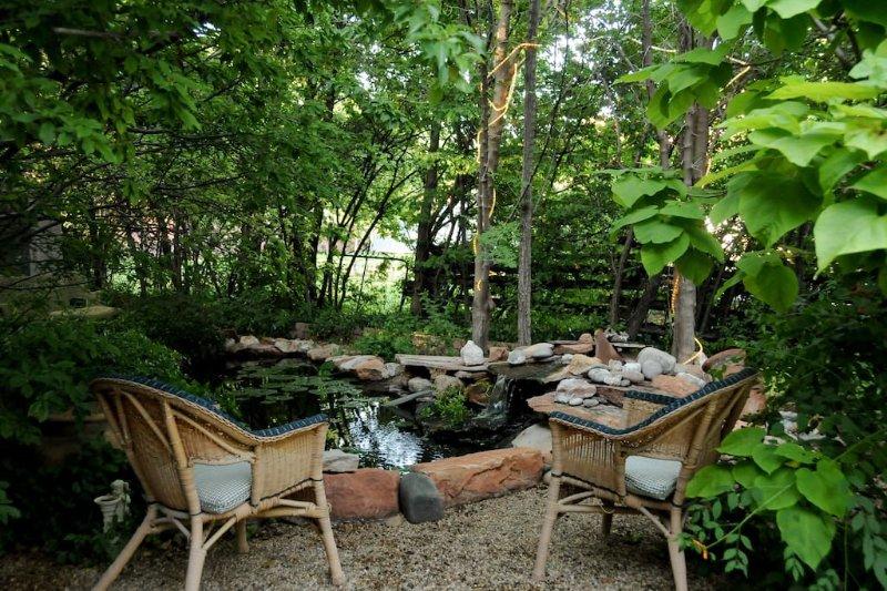 Brookside Cottage BnB - Garden Room, location de vacances à Kanab