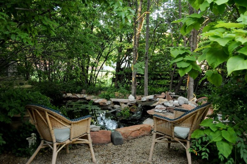 Brookside Cottage BnB - Garden Room, vacation rental in Kanab