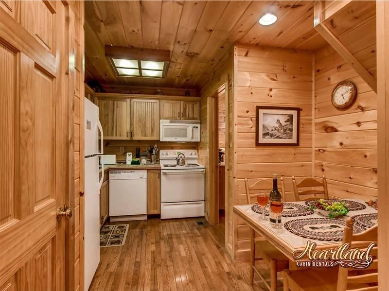Cabine cuisine complète 2 chambres