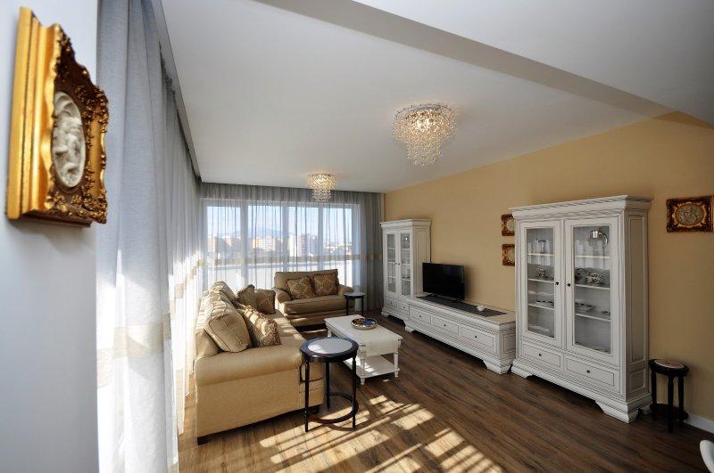 Daiana Penthouse, holiday rental in Sanpetru