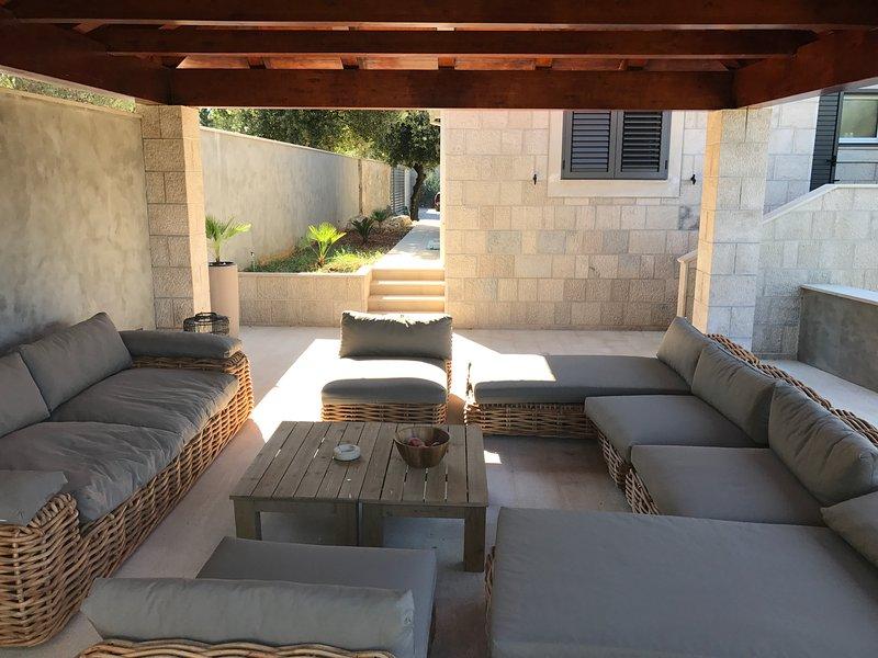 Villa Morena, location de vacances à Mocici