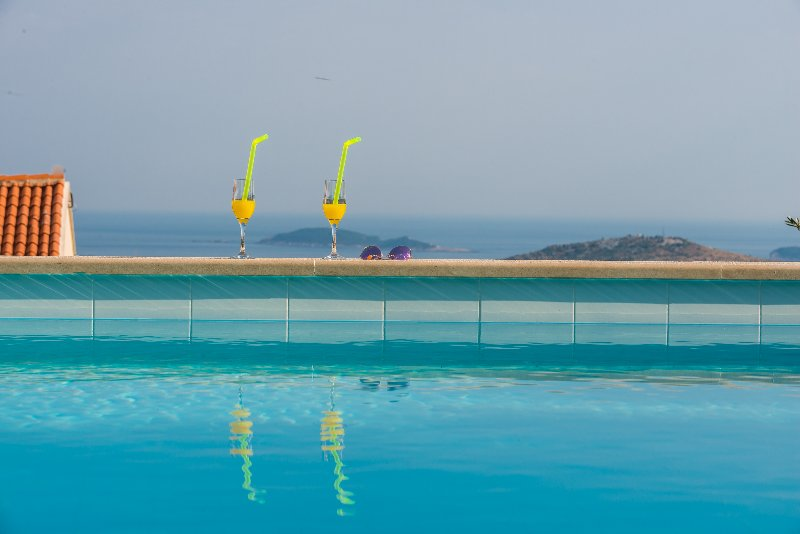 Modern Villa Festa, location de vacances à Ivanica
