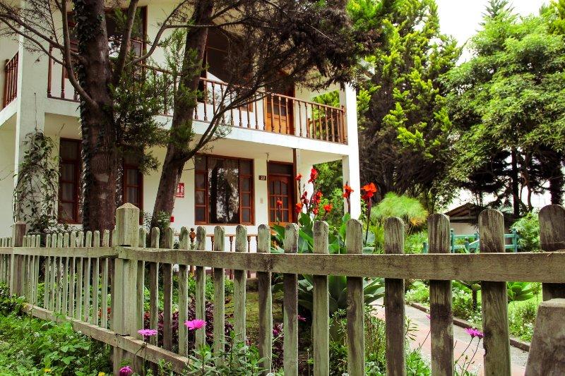 Hostería Pukará, vacation rental in Quito