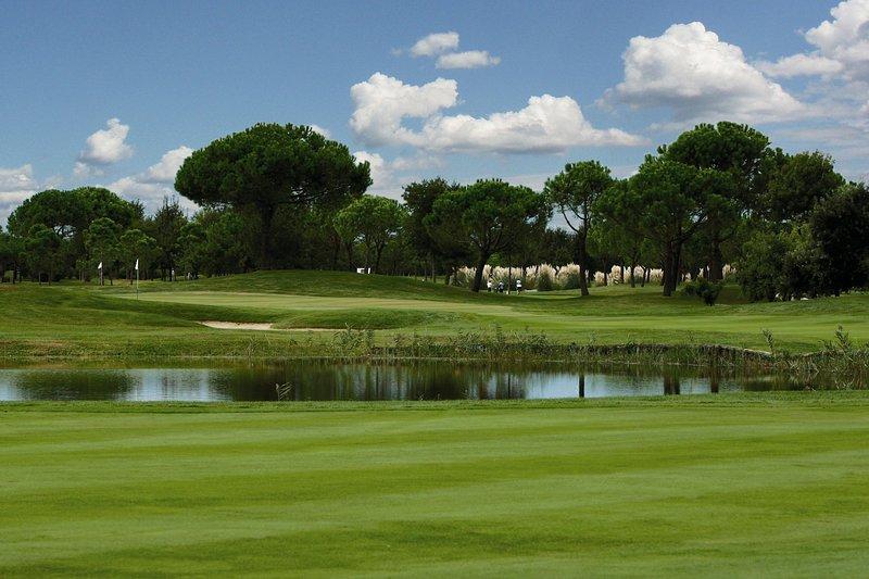 Golf course Lignano