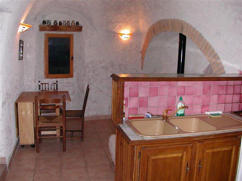 Appartement à Vallica, holiday rental in Asco