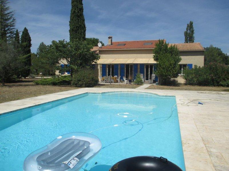 Great house near Aix en Provence