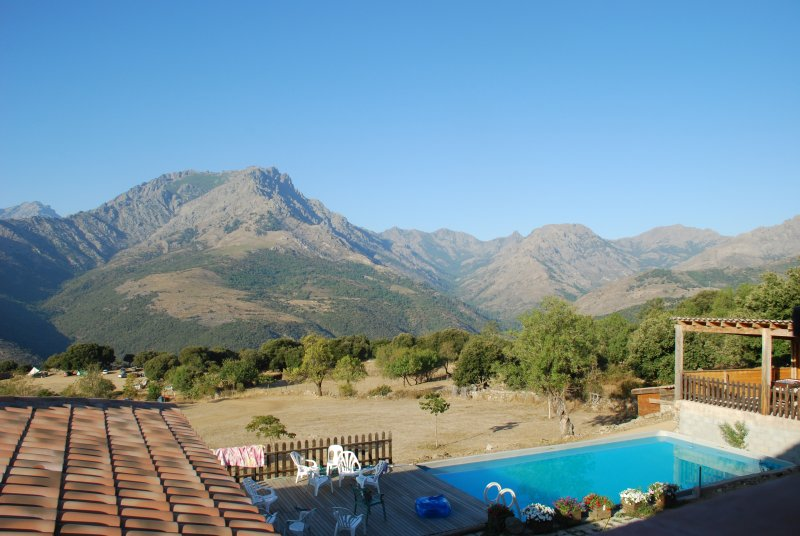 Camping l'Aghja, holiday rental in Asco