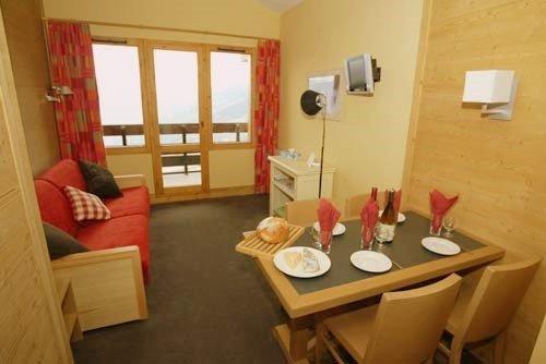La Badiane, Les Coches-La Plagne, ski-in/ski-out, holiday rental in Les Coches
