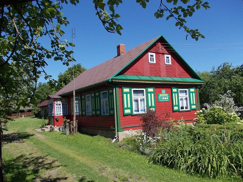 Agricultural Tourism Inka, holiday rental in Bialowieza