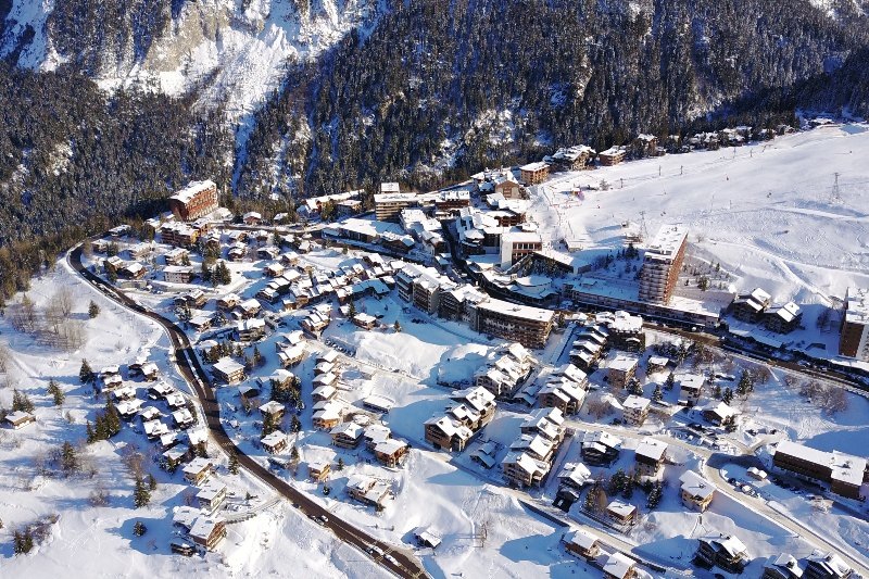 Apartment Morgan Chalet in Courchevel