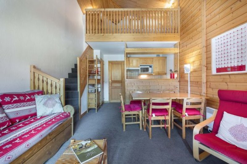 Apartment Wilkins Chalet in Courchevel