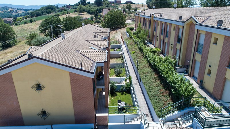 Villaggio Belvedere Todi Int.4, holiday rental in Collevalenza