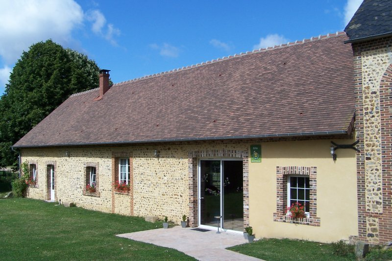 Gîte L'Orée Du Perche. Moussonvilliers, holiday rental in Saint-Maurice-les-Charencey