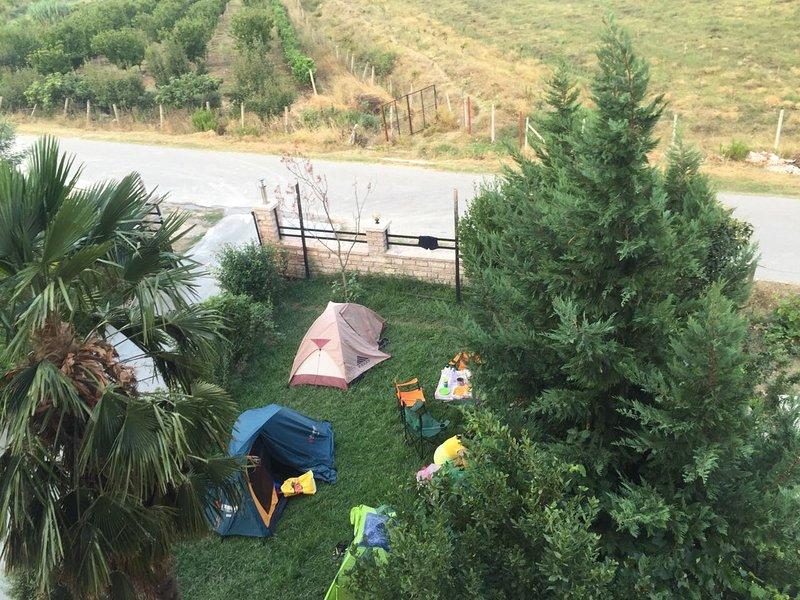 campground, holiday rental in Gjirokaster
