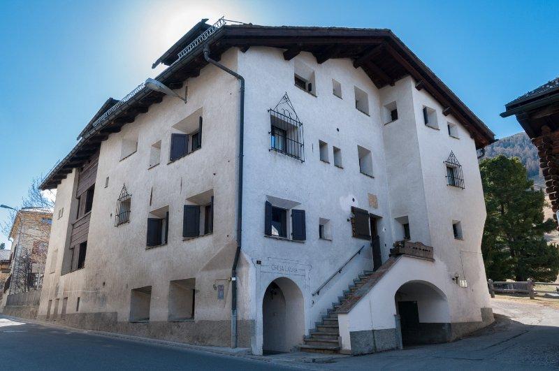 Chesa Laura, location de vacances à Engadin St. Moritz