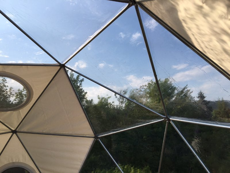 The Blue Heron Dome at Cabot Shores, vacation rental in Sydney