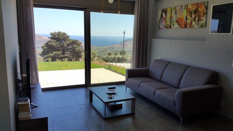 Villa Aias, aluguéis de temporada em Plakias