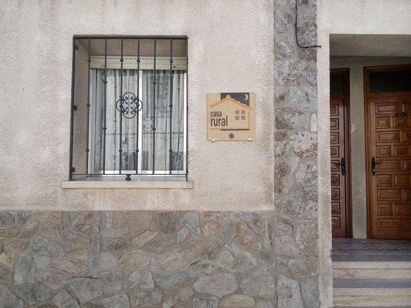 Casa Rural de Marta, casa vacanza a Aguilafuente