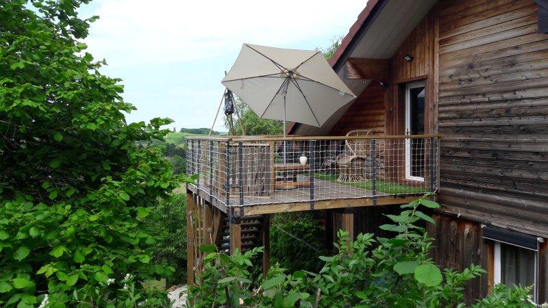 Gite the fig tree - duplex studio ARBOIS