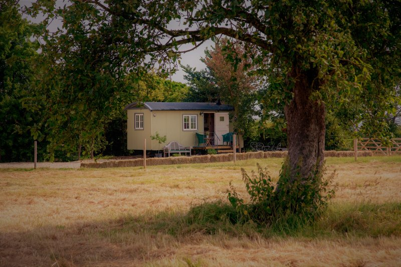 the abberton shepherds hut retreat  stay for a while .... remember for ever