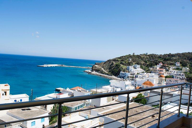 Seaview Apartment, vacation rental in Diafani