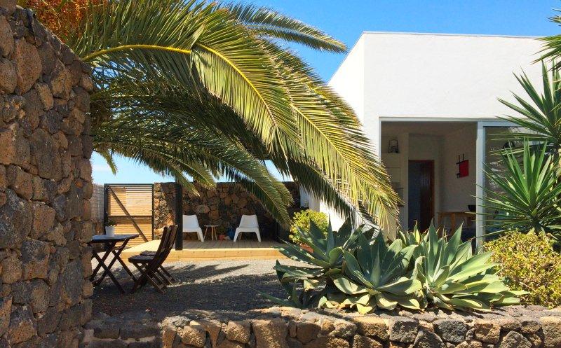 Apartamento en Lajares, holiday rental in El Cotillo