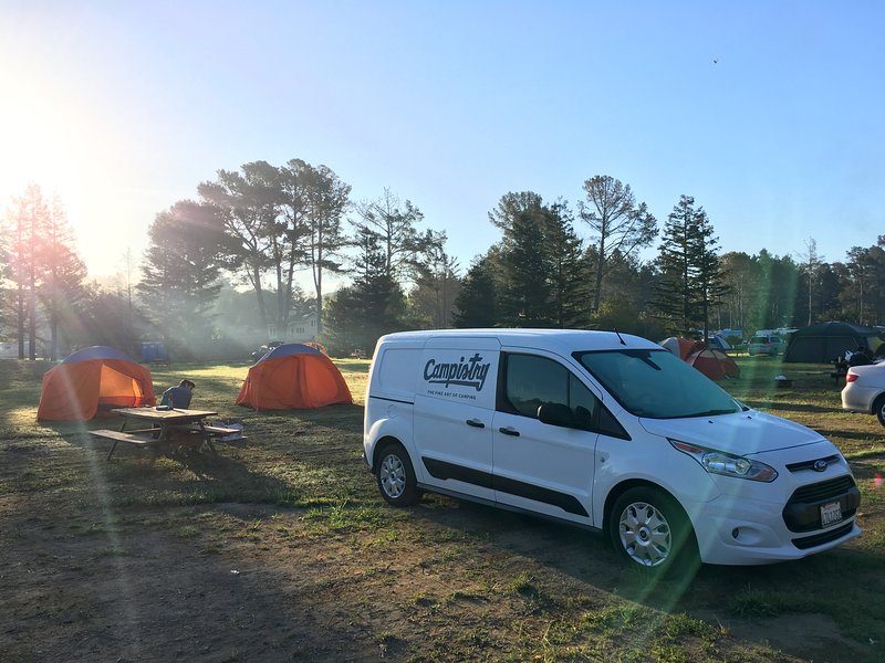 Campistry - Camping On Demand, holiday rental in Fairfax