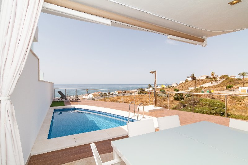 Villa Las Luisas 1 Casasol, vacation rental in Torrox