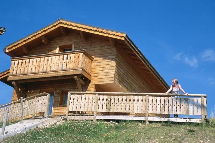 Superb chalets and lodges situated at 2000 m, alquiler de vacaciones en Plagne Bellecote