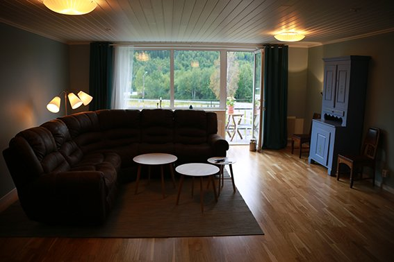 Umeå Tavelsjön Apartment living, vacation rental in Vasterbotten County