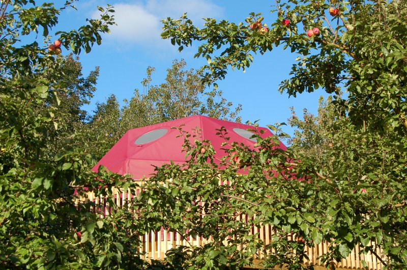 The Apple Dome at Cabot Shores, vacation rental in Sydney