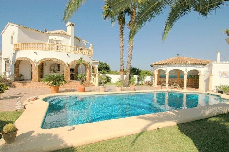 Detachted villa with private swimming pool in El Verger, Costa Blanca, vacation rental in Sagra
