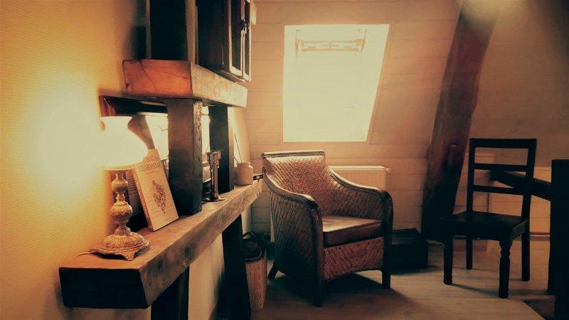 Loft N°VII --- Appartement de charme --- Gîte, holiday rental in Paray Le Monial