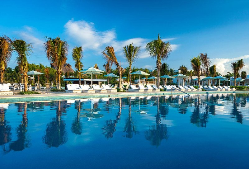 piscina Grand Luxxe