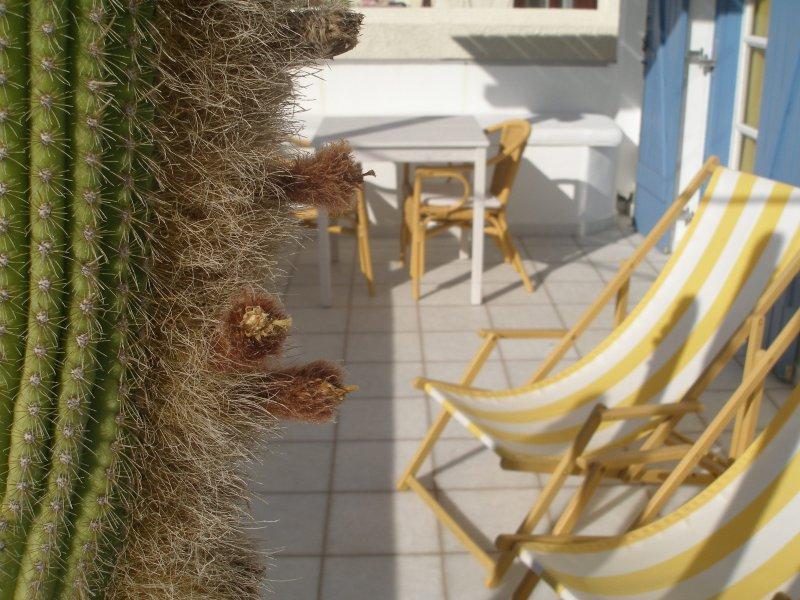 área de varanda
