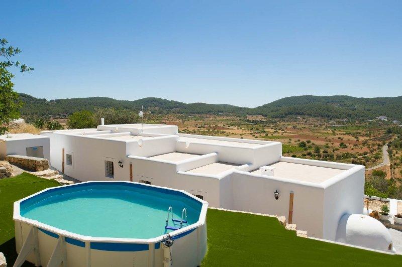 CAN PERATU, holiday rental in Santa Agnes de Corona