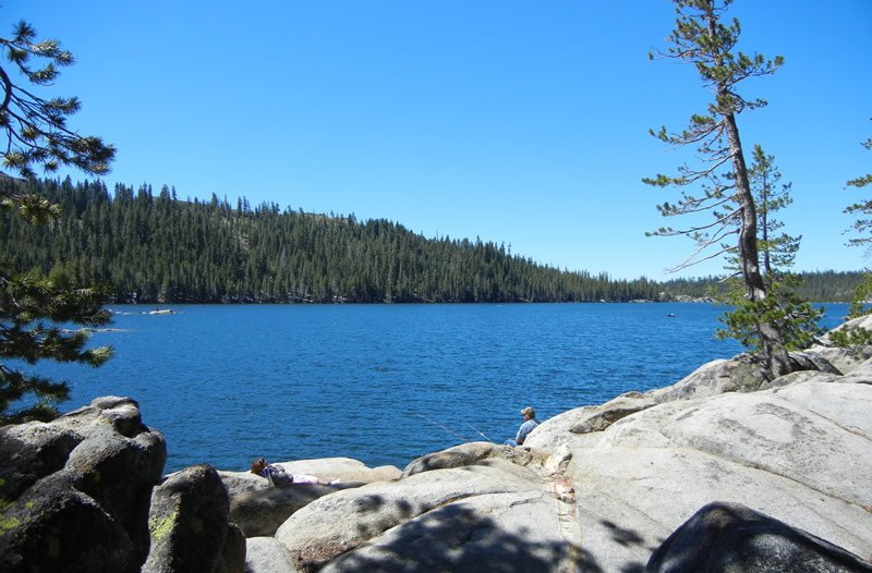 Garber Kiowa Retreat-Lake Alpine
