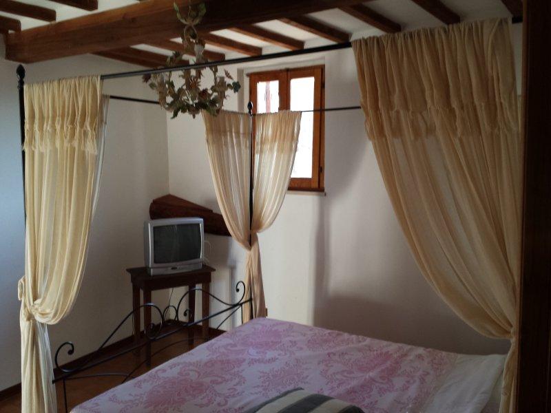 Panorama tra Toscana e Umbria, vacation rental in Anghiari