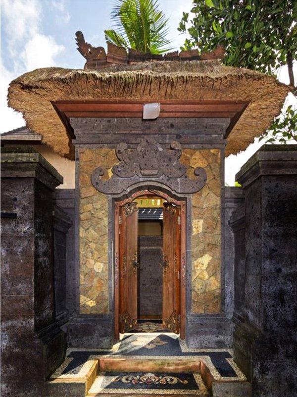 Portão / Angkul Angkul