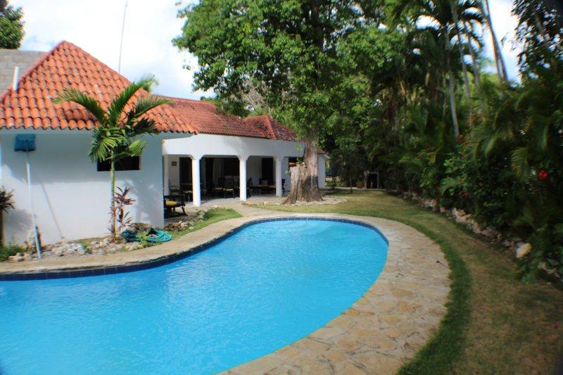 B&B PAVILLION - LITTLE, vacation rental in Sosua